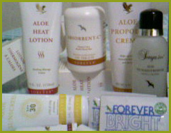 FLP Natural Aloe Vera Products